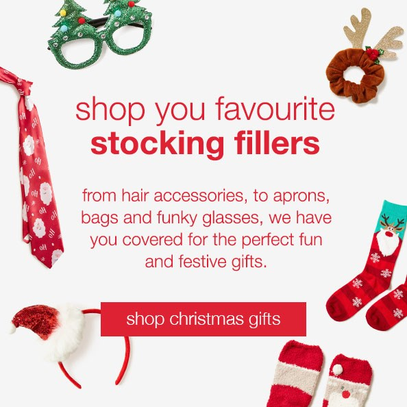 Shop Christmas novelty gifts