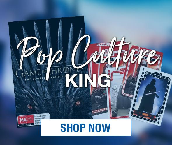 Pop Culture King