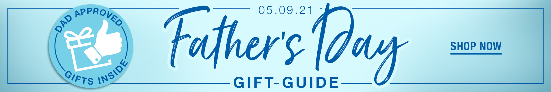 Rivers Father's Day Gift Guide