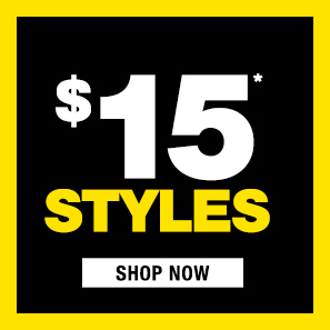 Shop $15 style steals at Rivers