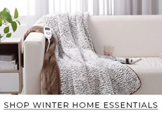 Winter Home Essentials